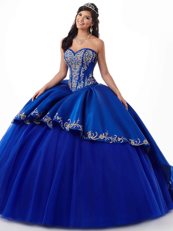 sweetheart mary's quinceanera ball gown MQ3020
