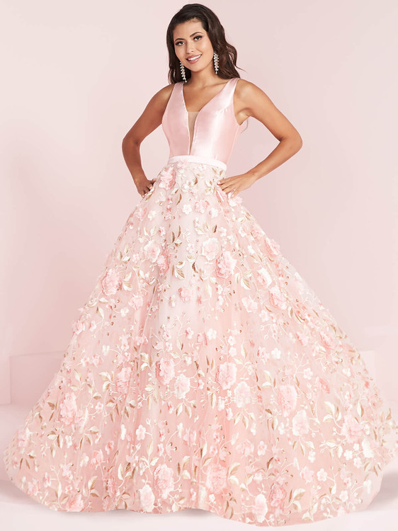 A-line Prom Dress Panoply 14022