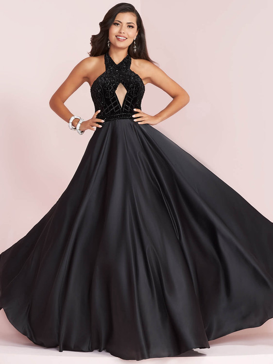 A-line Prom Dress Panoply 14028