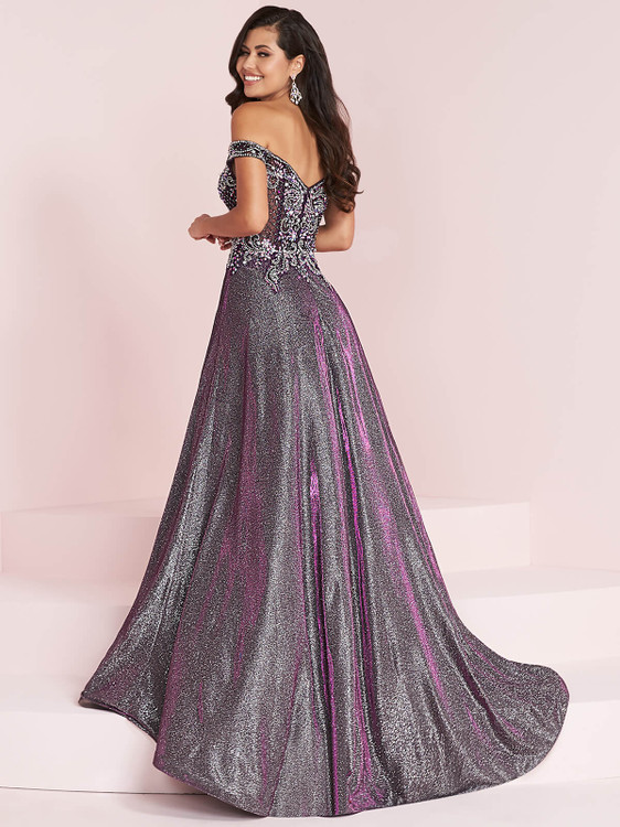 A-line Prom Dress Panoply 14042