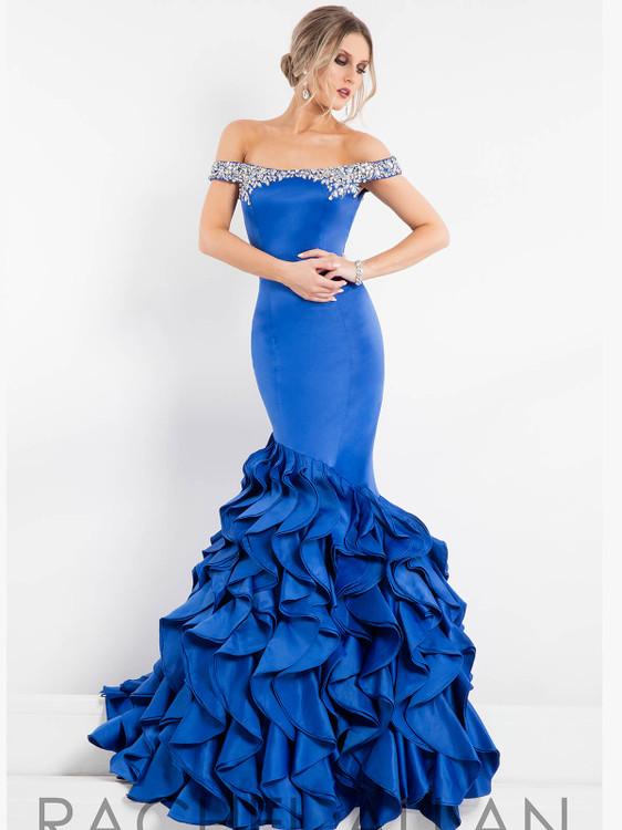 Mermaid Prima Donna Pageant Dress 5892