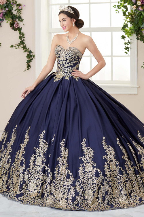 Sweetheart Quinceanera Collection Ball Gown Dress 26966