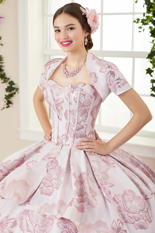 Two Piece Quinceanera Collection Ball Gown Dress 26967