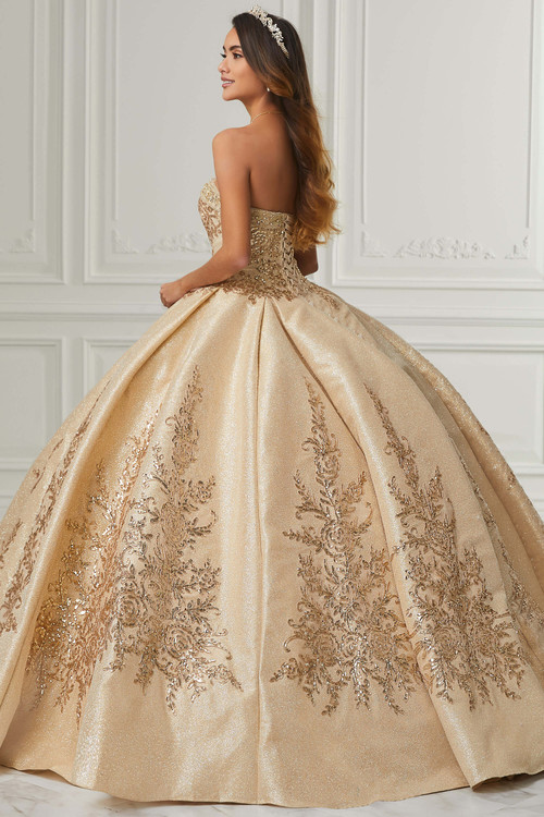 Sweetheart Quinceanera Collection Ball Gown Dress 26984