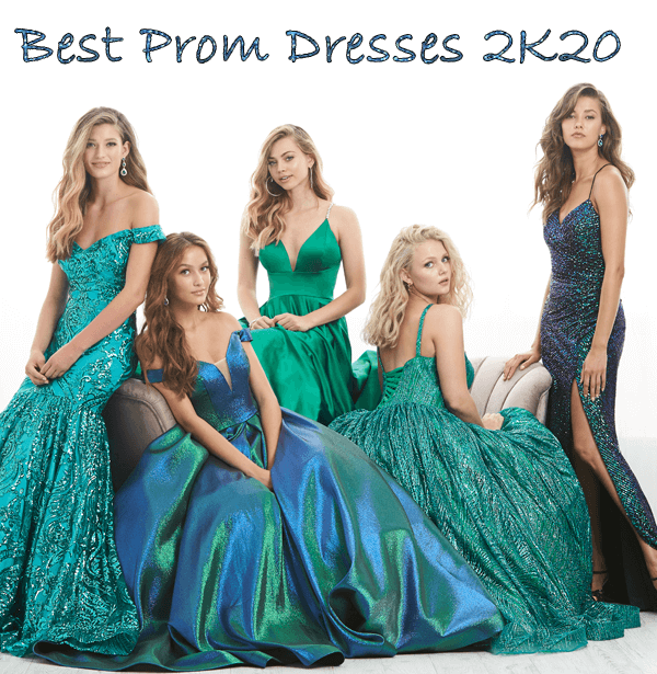 Best Prom Gowns