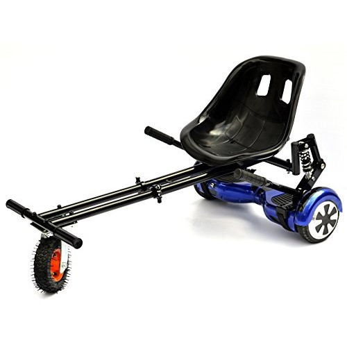 Hover Kart 2.0 with Suspension
