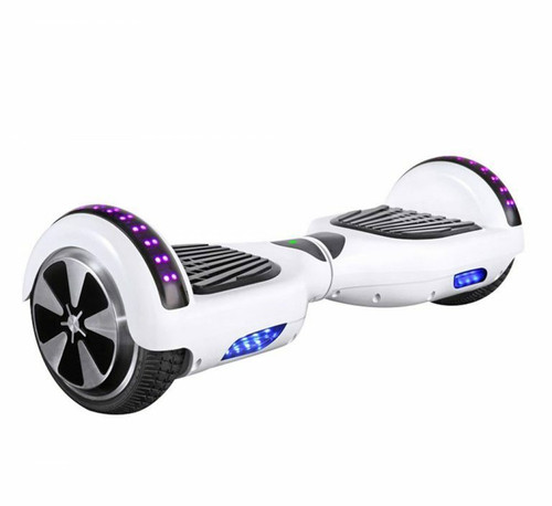 Smart Balance 6.5 Pro - White Bluetooth Hoverboard sold and shipped in Canada.
