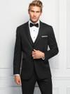 black tuxedo for prom night by michael kors