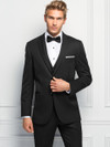 black tuxedo for prom night by michael kors
