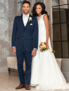 navy wedding tuxedo michael kors