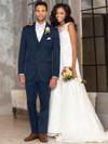 navy wedding tuxedo michael kors