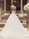 Sweetheart Beaded Bridal Gown Casablanca 2112