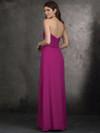 Strapless A-Line Allure Bridesmaids Dress 1403