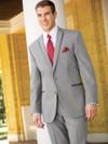 grey suit for rental at dimitra designs