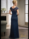 Jade Couture K198012 V-neck Mother Of The Bride