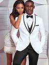 wedding black and white tuxedo rental waerly by ike behar