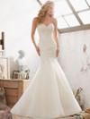 Mori Lee 8120 Sweetheart Wedding Dress Margot