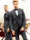 Michael Kors Steel Grey Sterling Slim Tuxedo