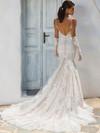 Justin Alexander 8961 V-neckline Wedding Dress