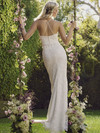 Casablanca 2241 Two Piece Lace Wedding Dress