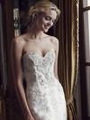 Casablanca 2231 Strapless Sweetheart Wedding Dress
