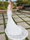 KittyChen Illusion Bateau Neckline Bridal Gown Talita