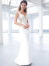 Madison James MJ307 V-neck Wedding Dress