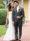 grey wedding tuxedo ultra slim fit michael kors