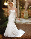 Made for Curves Casablanca Bridal Gown 2037