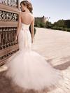 Casablanca 2129 Soft Sweetheart Neckline Wedding Dress