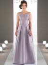 Mikado A-line bridesmaid dress Sorella Vita 9130