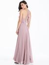 V-neck Dessy Bridesmaid Dress 3021