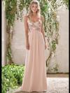 Sweetheart Sequin Bridesmaid Dress B2 B193005