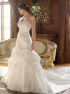 Sweet and Fanciful Casablanca Bridal Gown 1996