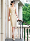 V-Neckline Sarah Danielle Short Suit 5118