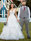 Ball Gown Essense of Australia Bridal Gown D2893