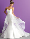 Allure Romance 3000T Sweetheart Wedding Dress