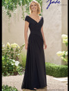 Jade J195001 V-neck Mother Of The Bride