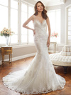 Sophia Tolli Y11712 V-neckline Monaco Wedding Dress