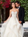 KittyChen Sweetheart Beaded Bridal Gown Aletta
