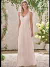 V-neck Bridesmaid Dress B2 B193001