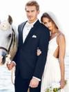 navy slim fit tuxedo for weddings at dimitra designs tuxedo greenville sc