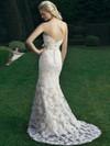 Casablanca 2221 Strapless Sweetheart Wedding Dress