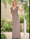 Jade J195015 V-neck Mother Of The Bride
