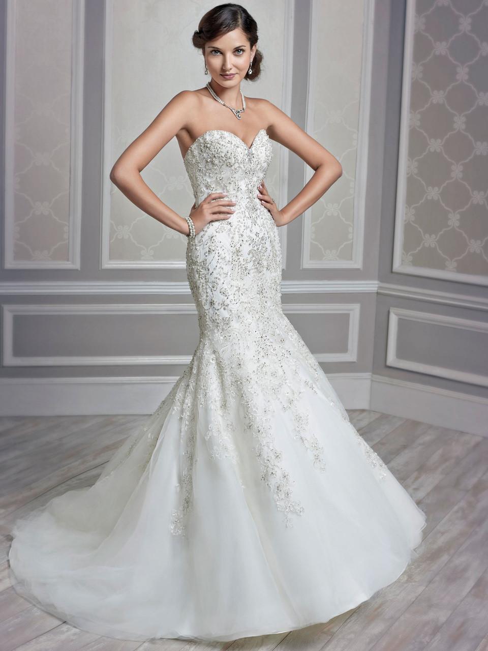 Kenneth Winston Wedding Gown 1591 Dimitradesigns