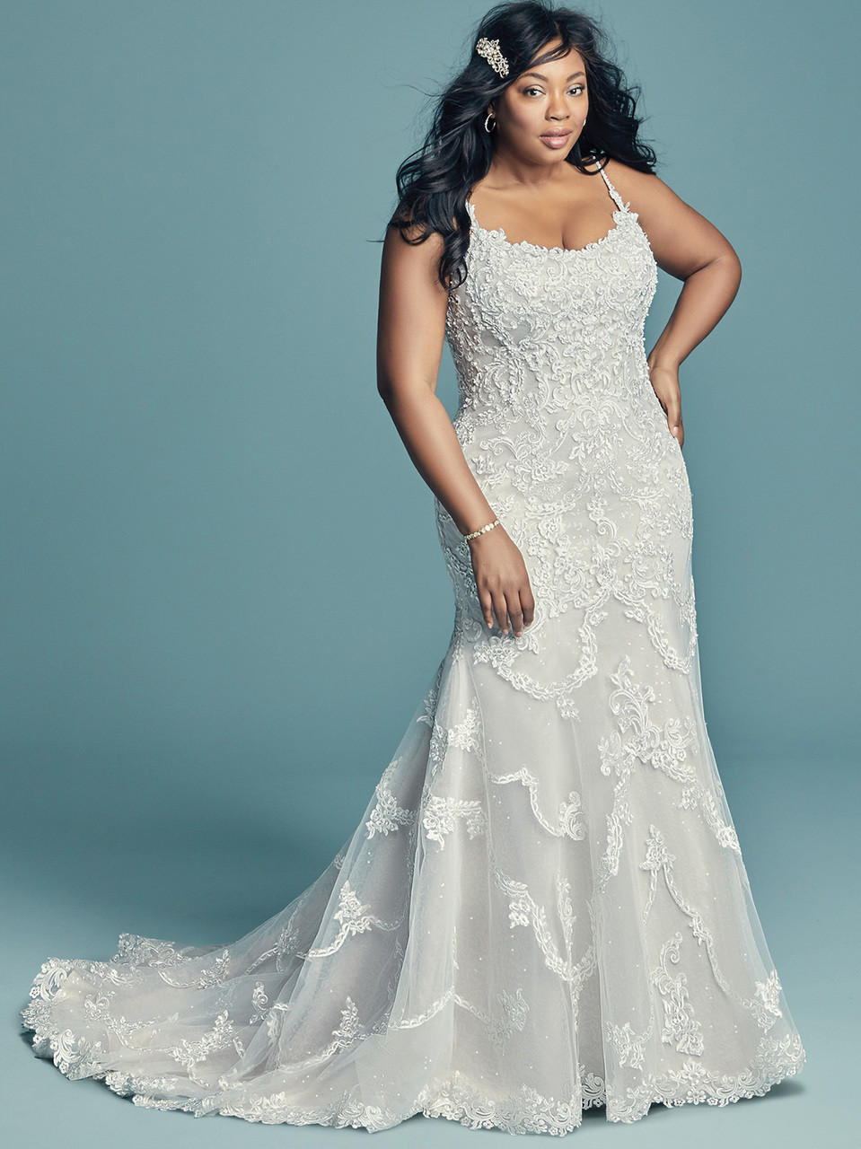 Maggie Sottero Wedding Gown Riley Marie Dimitra Designs