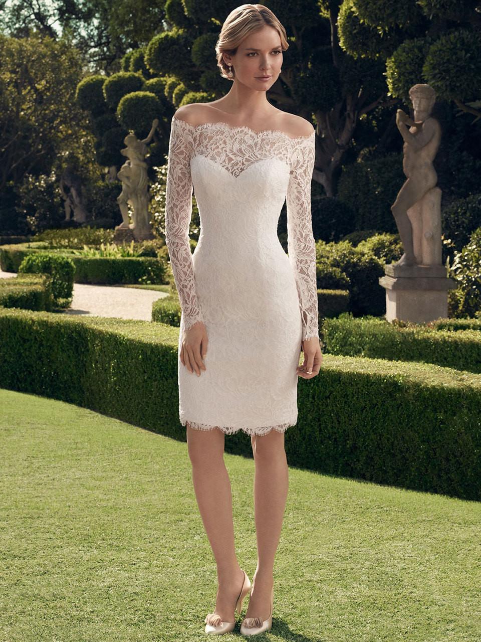 a048c92d38 Off Shoulder Bridesmaid Dress Short