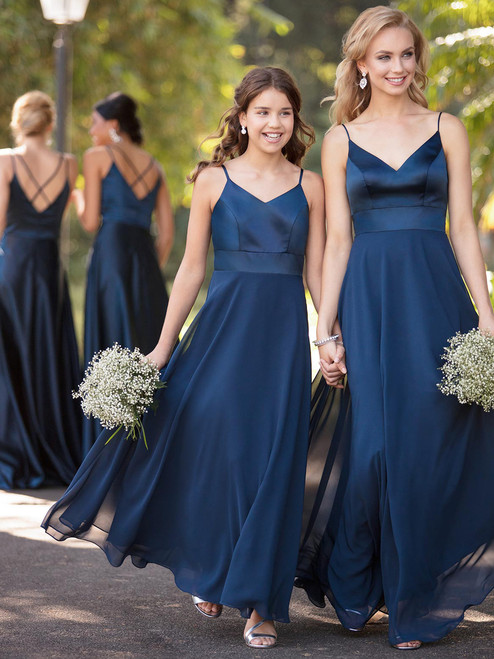 fb470893196 Bridesmaids - By Fabric - Satin - Dimitra Designs