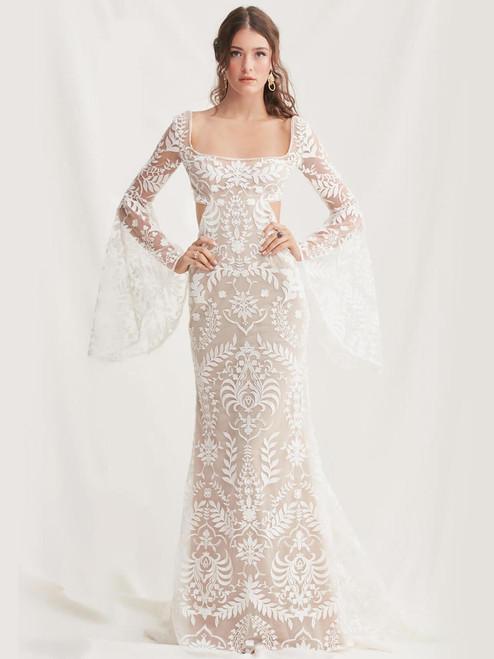 Boho Wedding Gowns Dimitradesigns Com