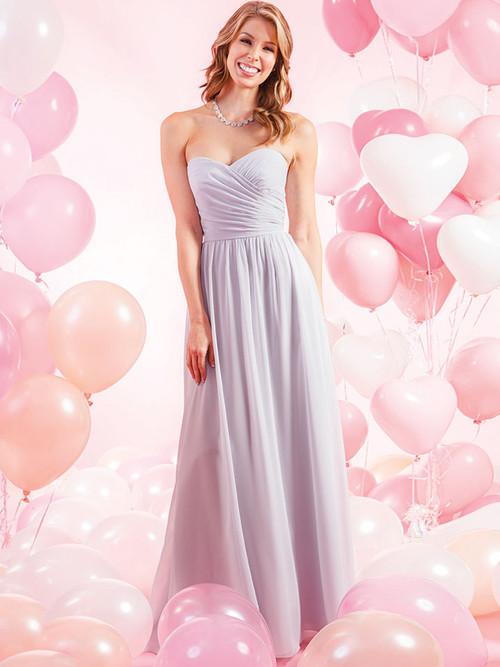 Alfred Angelo Love 7387L Sweetheart Bridesmaid Dress